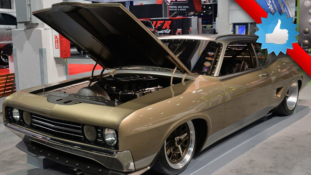1969 Ford Talladega Gpt Special - It's a beauty!! - YouTube