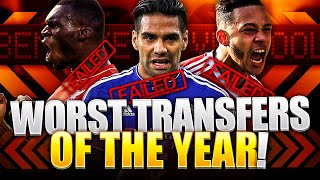 worst transfers of the year