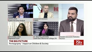 The Big Picture: Pornography - Impact on Children & Society
