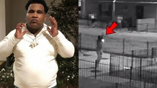 Rapper Blvd Quick Shot and Killed in Baton Rouge