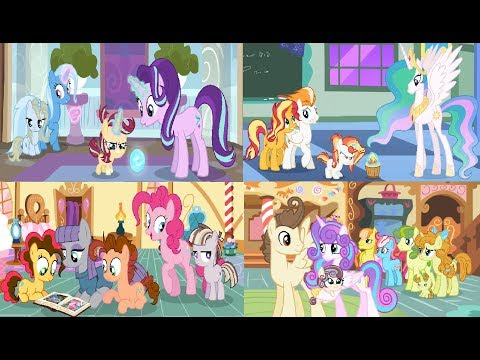 MLP  Families   (Tribute)