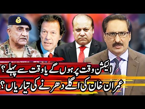 Kal Tak With Javed Chaudhry | 6 November 2017 | Express News