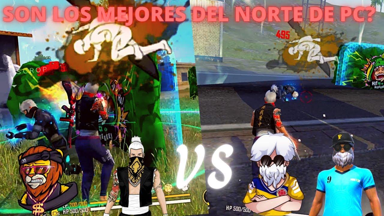 2 MEJORES JUGADORES DE NORTE? ( ASSIAS Y ARCHER ) vs KENG LEE Y NEUTRO | SEMIFINAL TORNEO | *TOXICO*