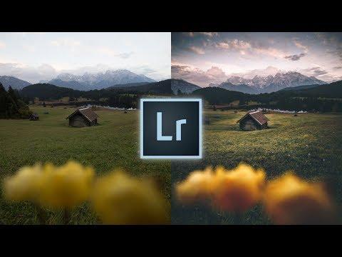 How to Edit Landscapes Like @aronsche Instagram Lightroom Editing Tutorial