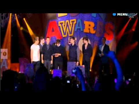 One Direction at 'BBC Radio 1 Teen Awards 2012' : Best British Single