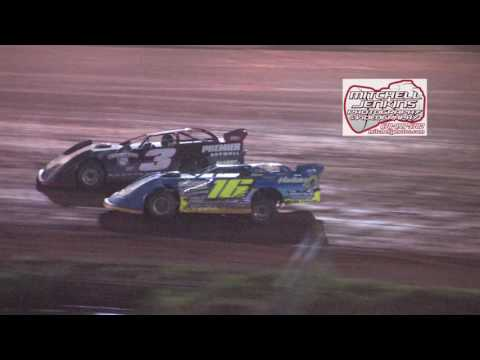 Rome Speedway 9/6/15 Super Latemodel Feature!