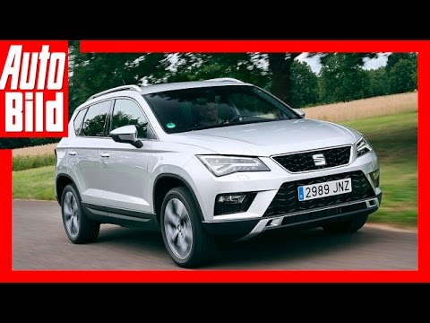 kommentar seat ateca 2016 testfahrt spritztour. Black Bedroom Furniture Sets. Home Design Ideas