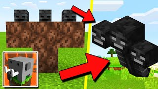 How To FIGHT WITHER In Craftsman: Building Craft