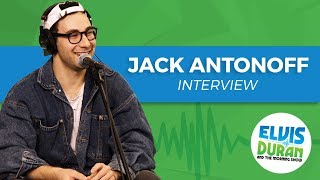 Video Jack Antonoff is Always Surprised When People Show Up to Bleachers Shows download MP3, 3GP, MP4, WEBM, AVI, FLV Desember 2017