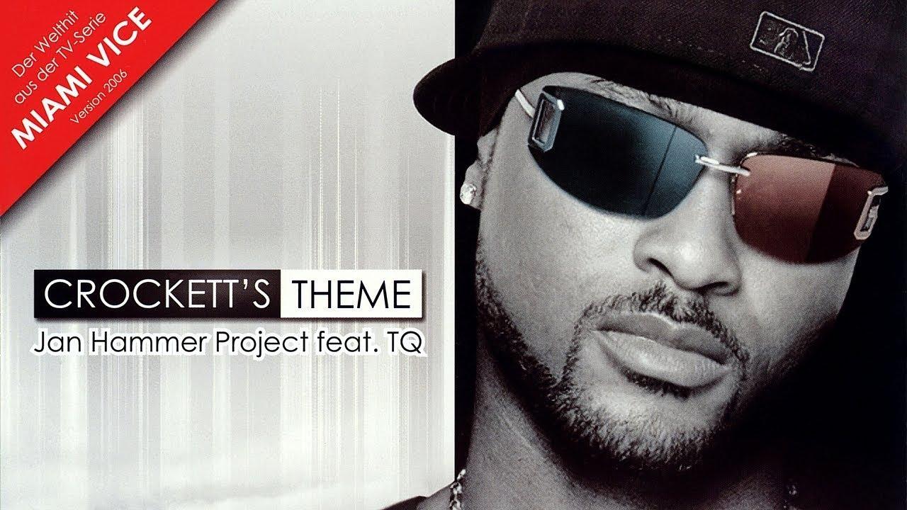 Jan Hammer Project feat. TQ - Crockett's Theme (Radio Version)  [OFFICIAL]