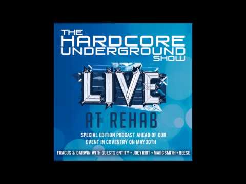The Hardcore Underground Show - 'Rehab Special' | May 2014