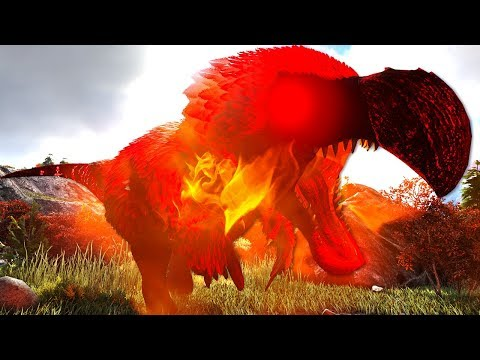 The Ultimate Alpha Dinosaur! | ARK ULTRA Modded #47