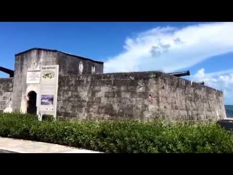 EL - Nassau, Cable beach, Paradise Island - New Providence - Bahamas - 161718082015