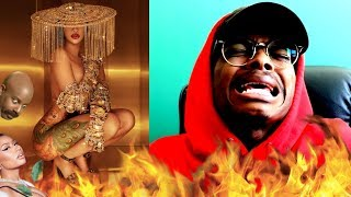 Queen Of Rap? | Cardi B - Money (Official Audio) | Reaction