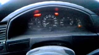 За рулём V8 1UZ-FE газели