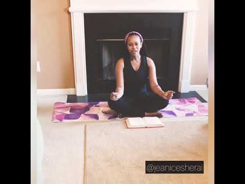 """""""Just 10"""" Minutes of Holy Yoga"""
