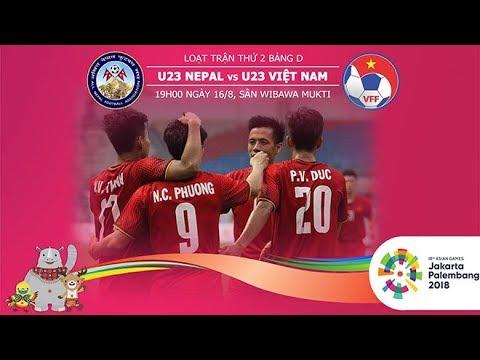 [xoilac.tv ]LIVE 🔴 Trực tiếp U23 Việt Nam vs U23 Nepal – Việt Nam Vô Địch