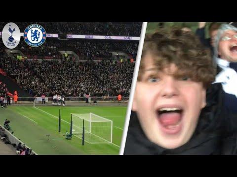 Tottenham 3-1 Chelsea! Premier League Matchday Vlog!