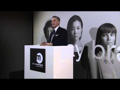 istituto marangoni · 23rd Jan 2014 · opening ceremony of the Milano Design School
