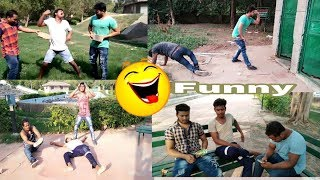 Must Watch Funny😂 😂Comedy Videos 2018 - Episode  18A || Bindas fun ||