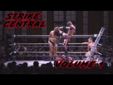 Strike Central Vol. 1 (Wrestling Strike Clips)