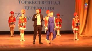 Барабанщицы, бальные танцы. Вручение дипломов в г. Королёв