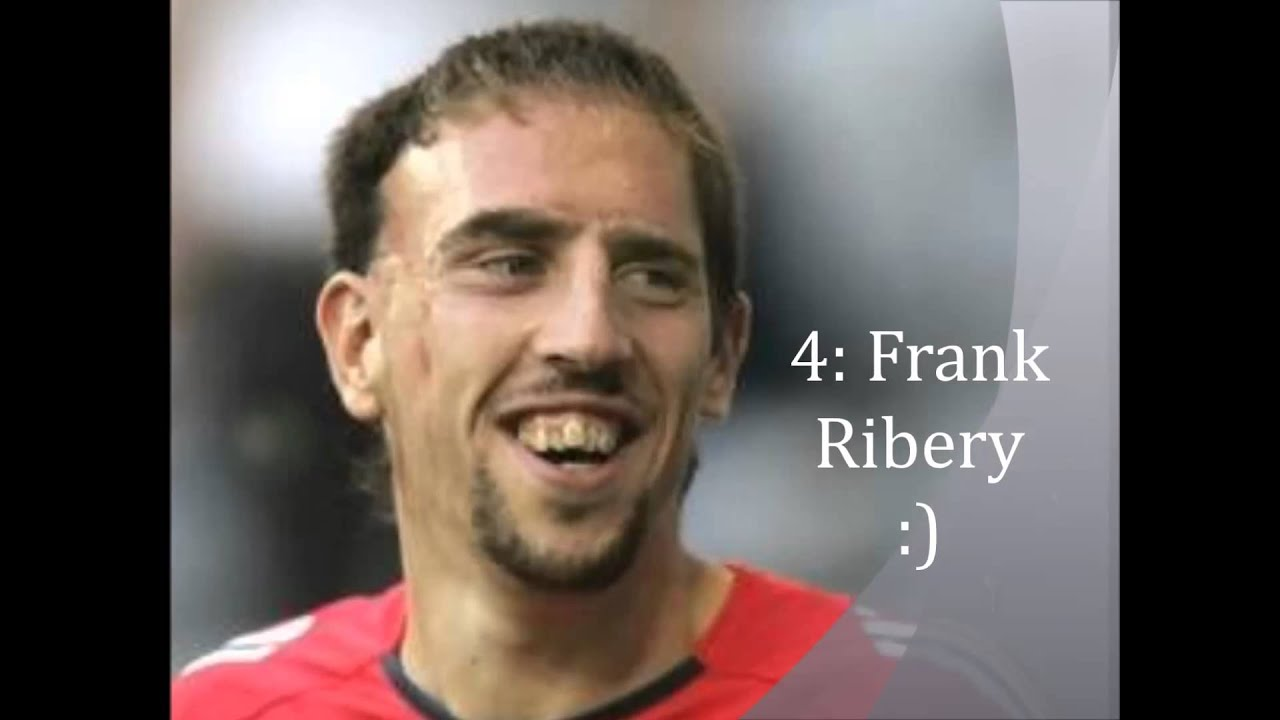 Soccer Players: Top 5 Ugliest Soccer Players ( NEW)