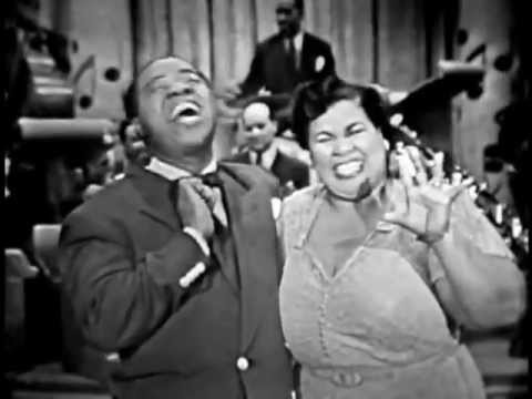 Louis Armstrong (Live) - That's My Desire