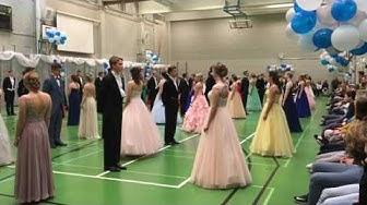 Keravan lukio ja aikuislukio - Wanhat 2017, Lapin tango
