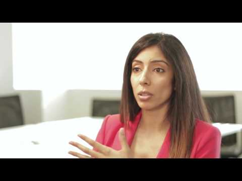 Meet Sabrina, Corporate Lawyer