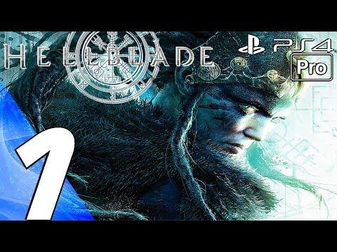 HELLBLADE Senua's Sacrifice - Gameplay Walkthrough Part 1 - Prologue (Full Game) PS4 PRO