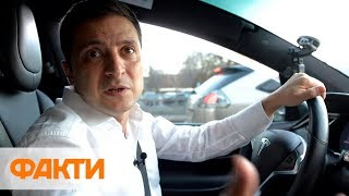 Zelensky in Tesla | About the presidency and the Rada of the IX convocation