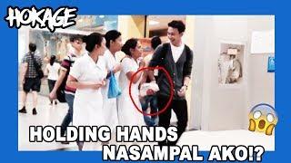 Hokage Moves NAKIPAG HOLDING HANDS SA GIRLS! NASAMPAL AKO? | Compilation 3