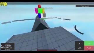 ROBLOX: Surf (Mapas: Neon, Mesa, Surf_Easy)