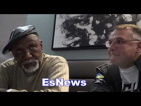 Evander Holyfield Former Trainer Goes In On Him For Losing To James Toney! esnews boxing