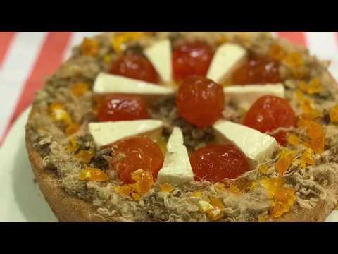 Salted Egg Yolk Sponge Cake | Bánh Bông Lan Trứng Muối | The Sweetest Things💛
