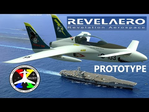 Military Aircraft? Kit Concept or Real? X Project Composite Jet