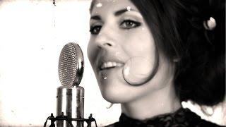 April Stevens - Teach Me Tiger (JuliaWestlin Cover)