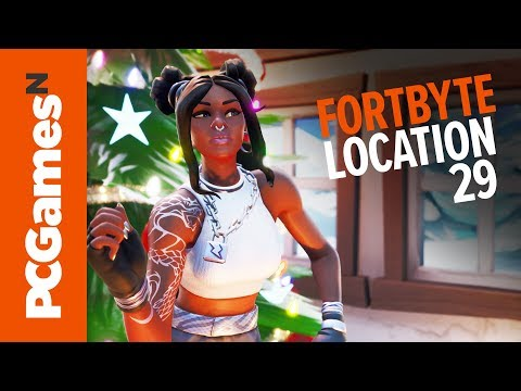 Fortnite Fortbyte guide - Number #29