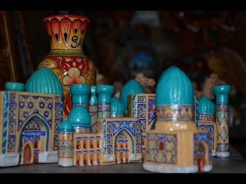 Tashkent and Samarkand city local market- Uzbekistan