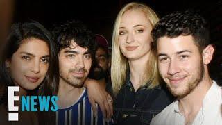 """Joe Jonas & Sophie Turner Defend Priyanka Over """"Disgusting"""" Article   E! News"""