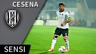 Stefano Sensi • Cesena • Magic Skills, Passes & Goals • HD 720p