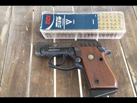 Taurus PT-22, The thing i hate most about it