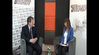 Godzina z samorządem - Jerzy Wałęga wójt Moszczenicy część 1