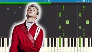 Troye Sivan - My My My! Piano Tutorial / Cover