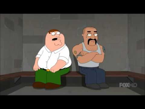 Family Guy - you´re not gonna rape me
