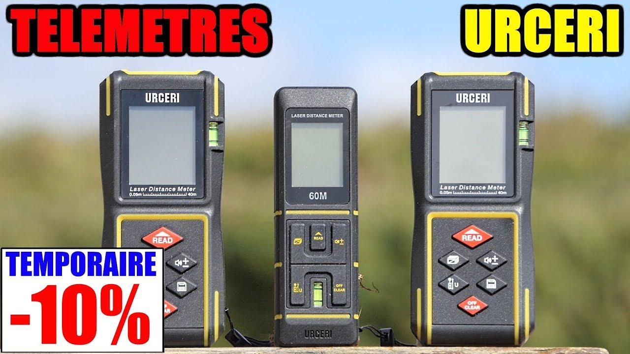 Urceri Laser Entfernungsmesser : Urceri telemetre laser zl 40m z1 mini 60m versus bosch pro glm 80