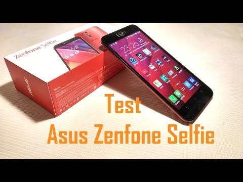 Test : Asus Zenfone Selfie - un VRAI selfiephone !