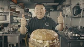 SPRUCE 4KG Burger!