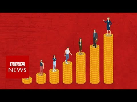 The Winners And Losers In US Tax Bill - BBC News